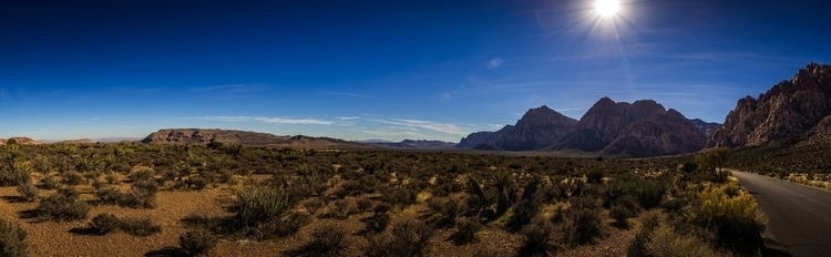 Red Rock Canyon - redrockcanyon - lichtundschatten | ello
