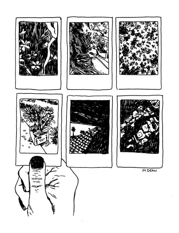 blackandwhite, photography, sketchbook - meedean | ello