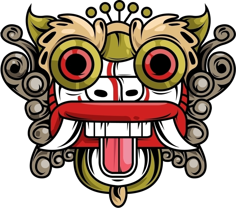 Barong - illustration, character - swodshit | ello
