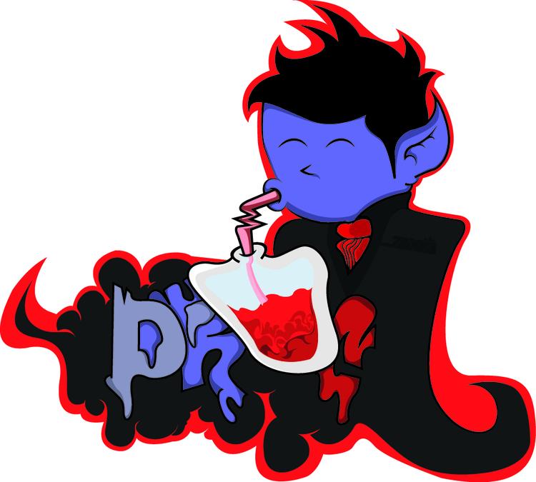 Halloween special! DRAC - vampire - jax0 | ello