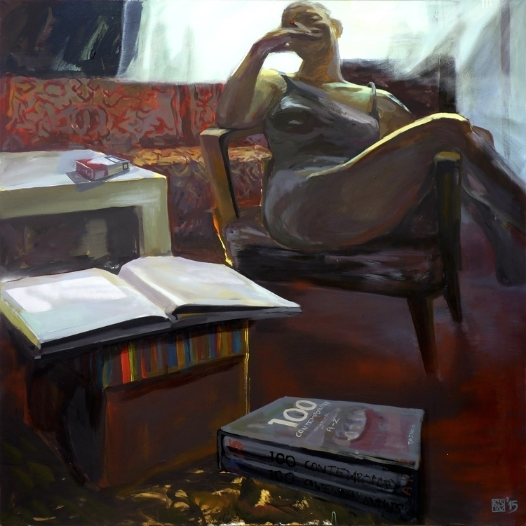 Art Talks 2015 - art, talks, talking - moonset2 | ello