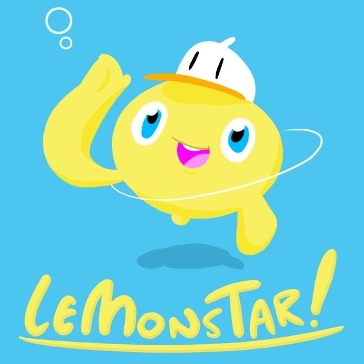 Lemonstar, 2014 - originalcharacter - 1988bacon | ello