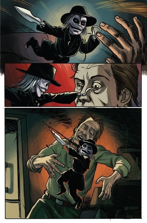 Puppet Master (Action Lab Enter - micheladasacco | ello