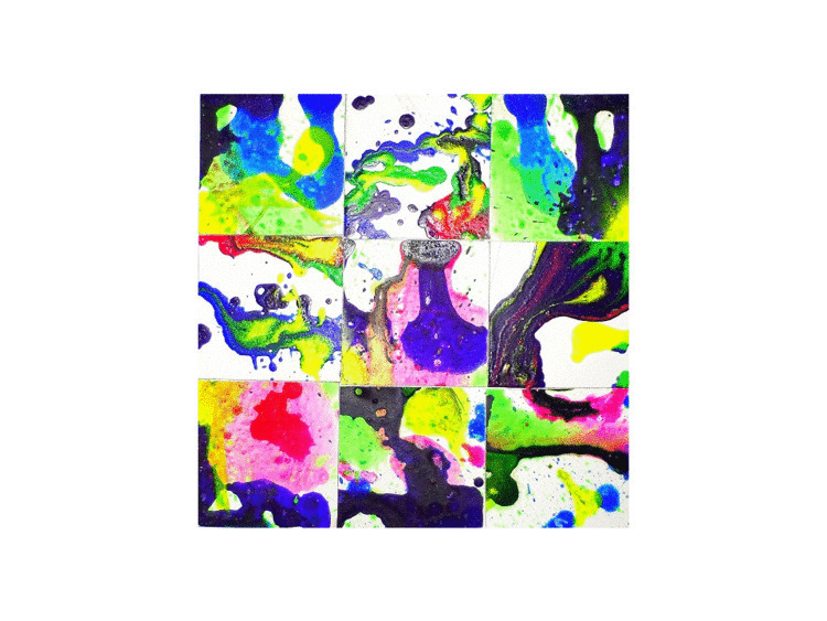 painting, colorful, colors, colorsplash - randa-6383 | ello