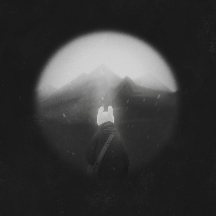 Ghosts Tiny Animals - xanshabe | ello