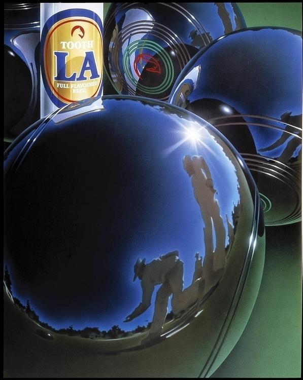 Tooth LA beer poster - otto-1296   ello