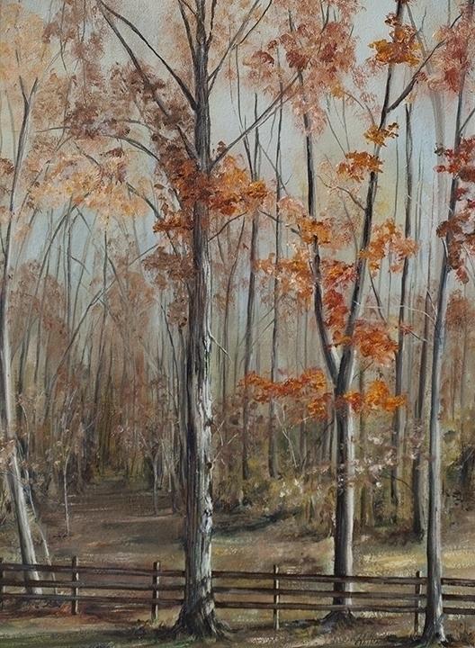 painting - lyn-1488 | ello