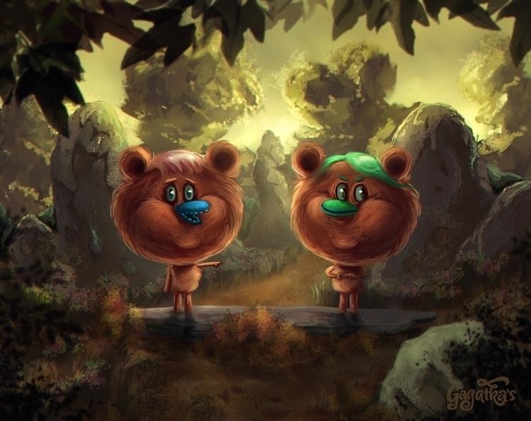 - Charlie, humpf* kind bears lo - gagatka | ello