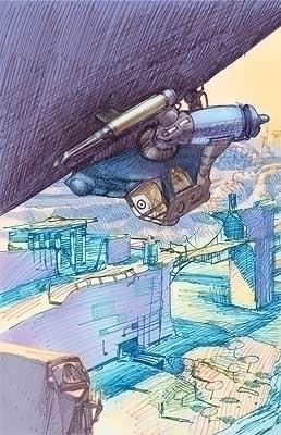 sf4 - illustration, conceptart - dpb-1155 | ello