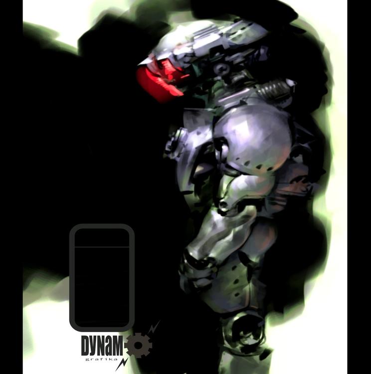 Robot sketch - MovieDesign, Robots - theblackfrog | ello