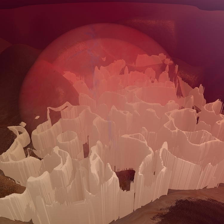 Depths Love - abstract, digitalart - tremaineh | ello