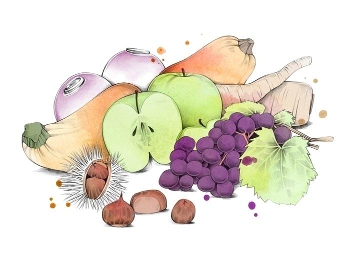 Cles Magazine - Food - carolewilmet | ello