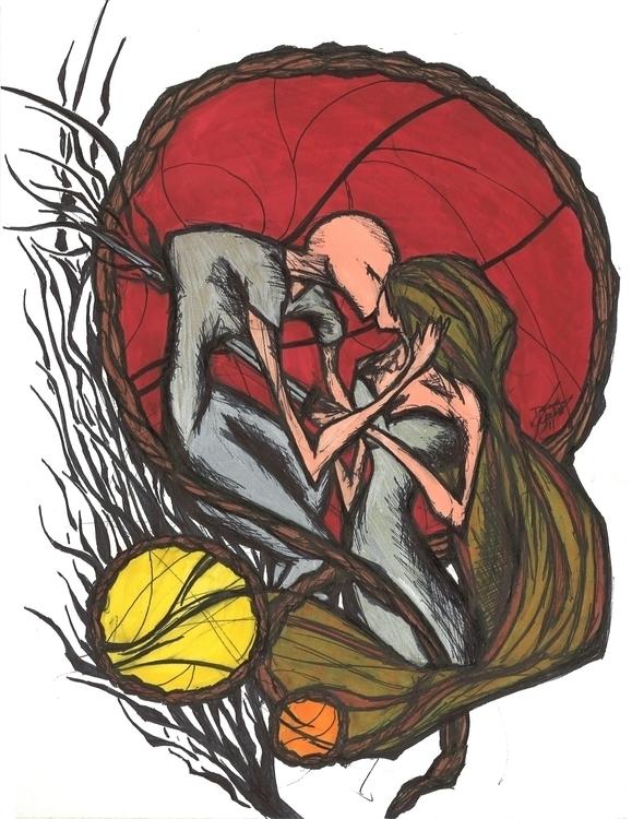 8 11 ink markers October 2011 - love - dereknochefranca   ello