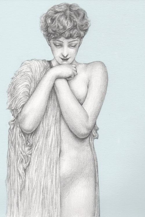 Crenaia - illustration, drawing - juichenhu | ello