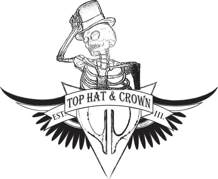 design - tophatandcrown, skeleton - jessieg-1223 | ello