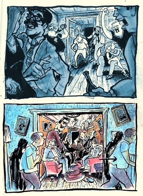 Man House parties hard - manandhouse - danmccool | ello