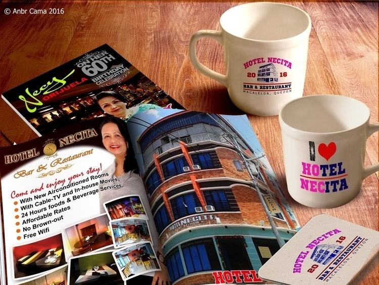Mugs Mockups Hotel Necita - design - anbrcama-4553 | ello