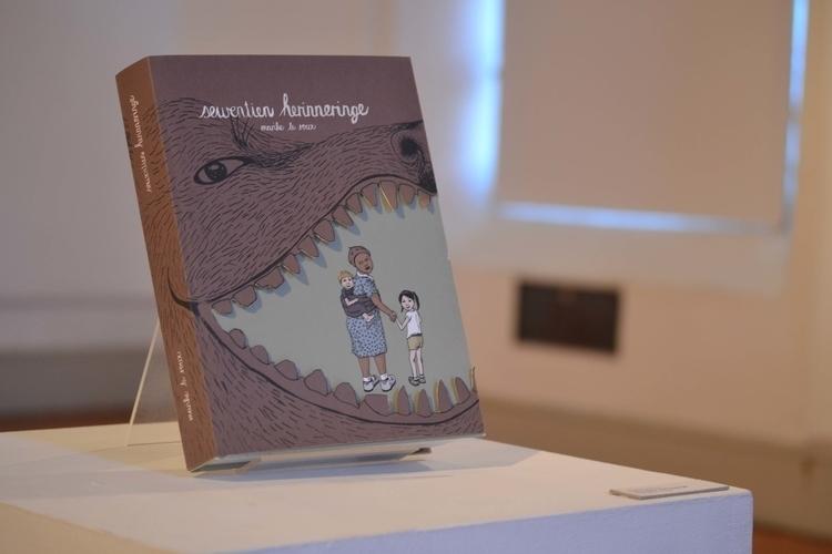 Bookcover 17 Memories, autobiog - marikeleroux | ello