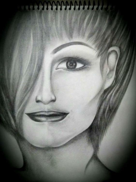 Imaginary Portrait - monishas | ello