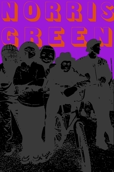 Norris Green Purple - norrisgreen - hobotristan | ello