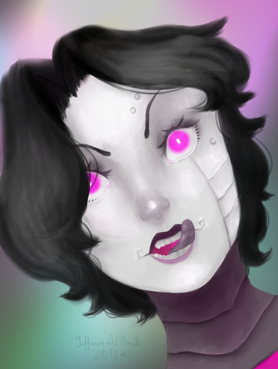 ABSOLUTELY beautiful - mettaton - tiffanydph | ello