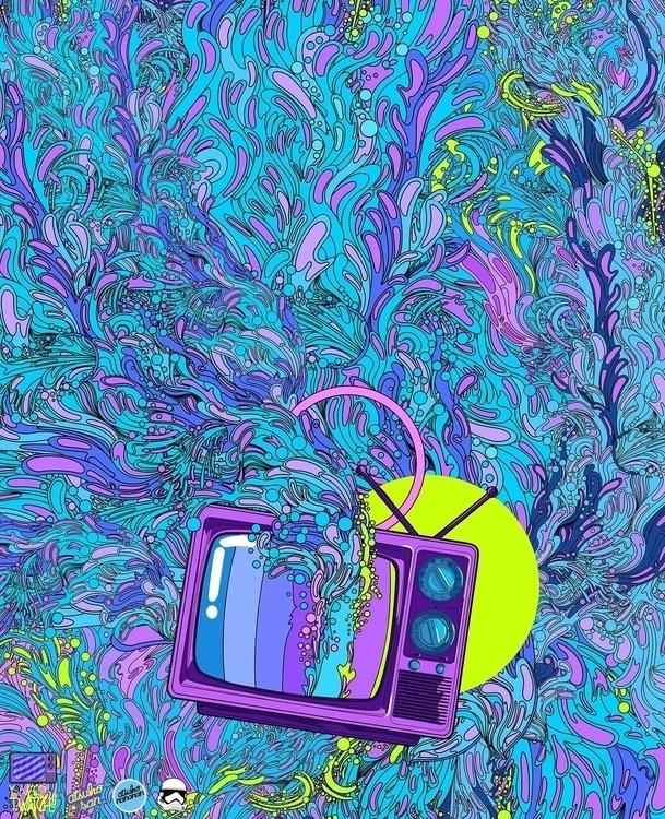 art, illustration, drawing, colorful - atsukosan-3588 | ello