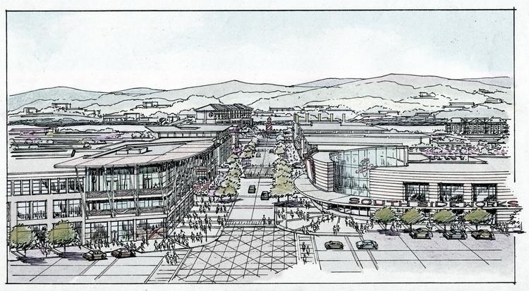 Office Retail Design Sketch - illustration - rpoling | ello