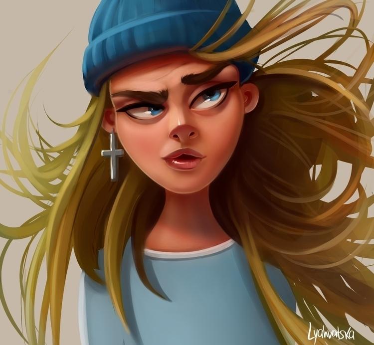 Caracters - characterdesign, character - natalialyahvatska | ello