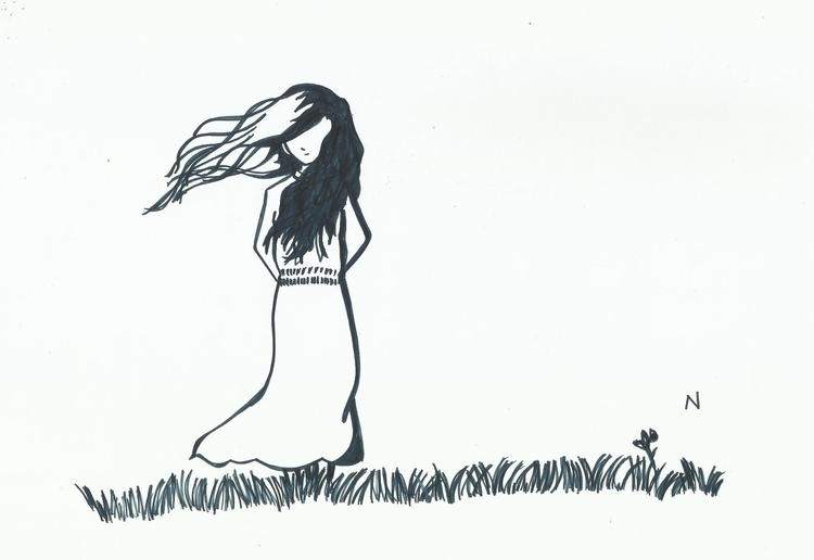 Wind rises - illustration, animation - novelia | ello