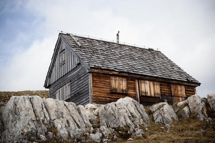 Mountain Cabin - matthodel, photography - matthewhodel | ello