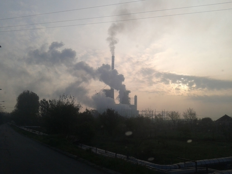 Power plant, TE Drmno, Serbia - photography - tomasch516 | ello