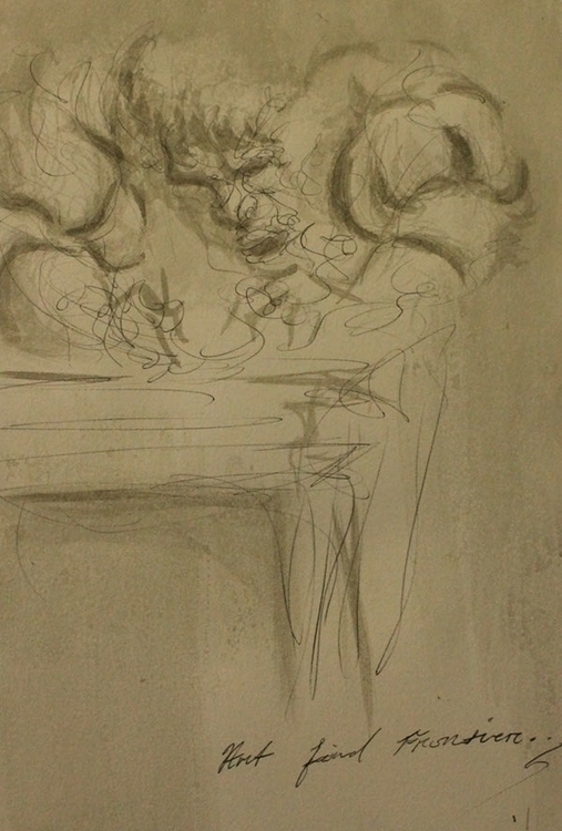 gesture, drawing, art, visualart - gabrielbroady | ello
