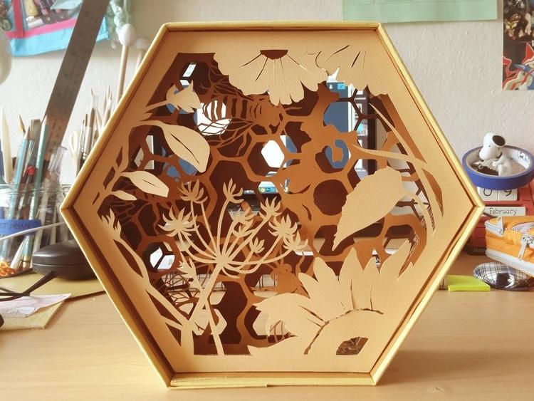 Bee Boxes (part 1 8). Box - linbhu | ello