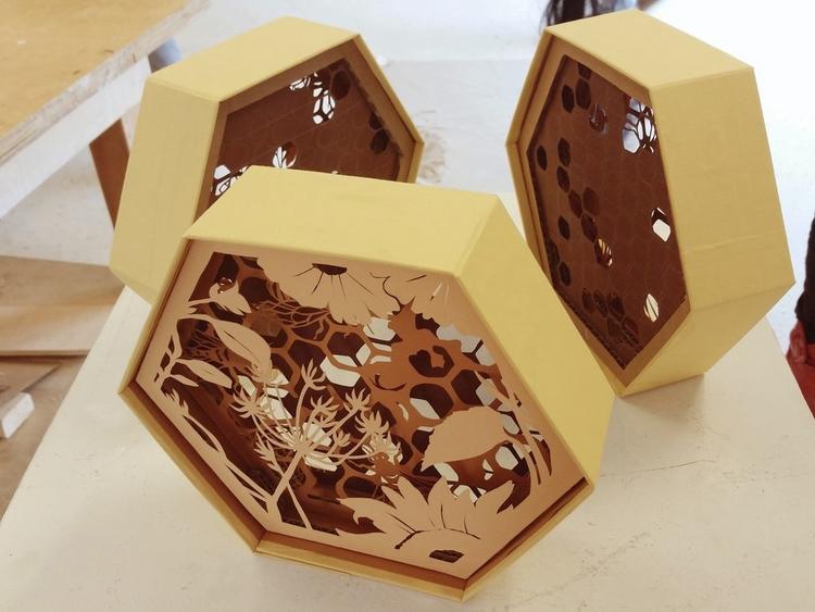 Bee Boxes (part 4 8 - linbhu   ello