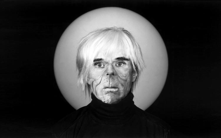 Andy Warhol Grinch - gioelechiappani   ello