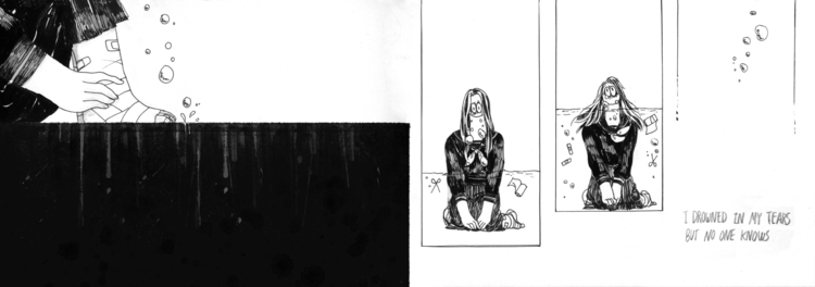 9 - illustration, pen - mioim | ello