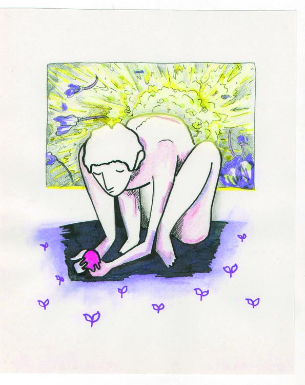 Fine - illustration, drawing, mixedmedia - studiomichelmarie | ello