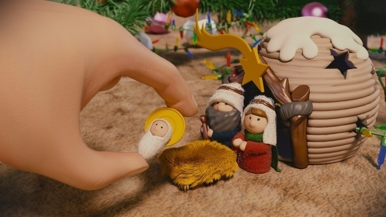 happiest moment christmas - child - jeos10 | ello