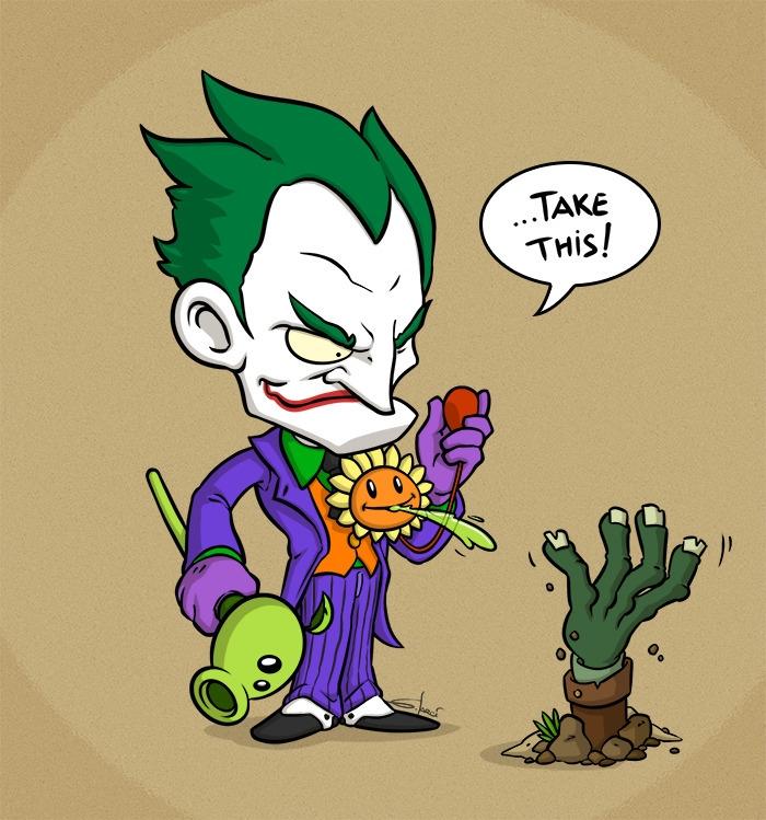 Joker Zombies - joker, thejoker - sarcix | ello