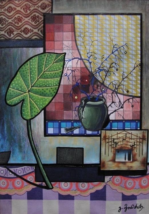 painting, art, artwork, fineart - giorgi-1159   ello