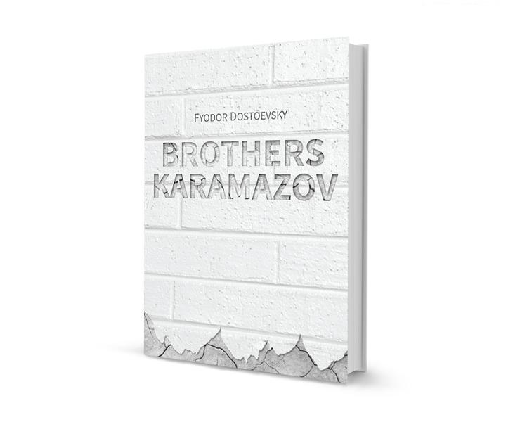 Brothers Karamazov Cover Design - dejvidknezevic | ello