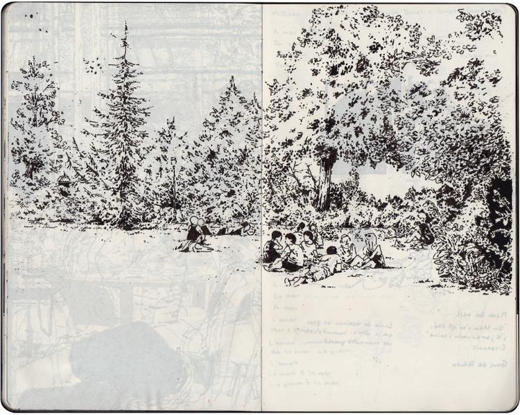sketchbook - gommette   ello