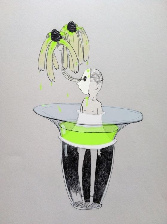 - humanity environment - illustration - studiomichelmarie | ello