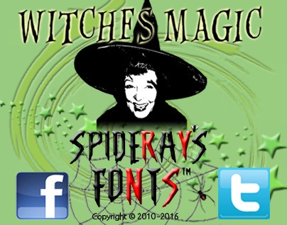 Love scary font reminds Dracula - spideraysfonts-1396 | ello