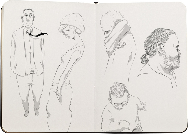 illustration, characterdesign - sang-2960   ello