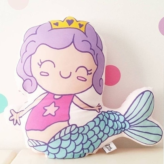 cute illustration Mer'Lina plus - claudiaramosdesigns | ello