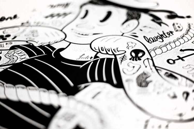 McBess Obsesion - mcbess, tattoo - cote-1413 | ello