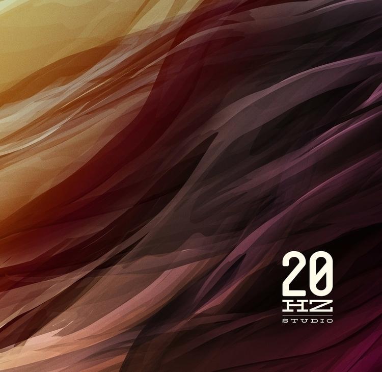 20 Hertz Studio - branding, design - alexmercier | ello