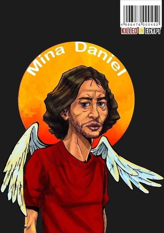 Mina Daniel: Egyptian revolutio - mahmoudswielam | ello