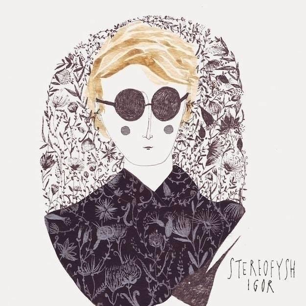 cover Stereofysh single IGOR, L - spoto | ello